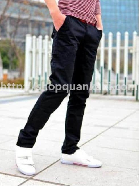 3 loại quần kaki thông dụng