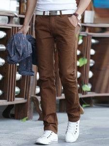quần kaki cho nam