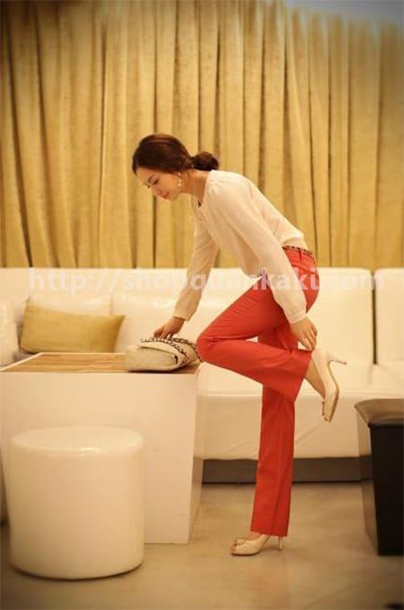 Các mẫu quần kaki nữ-2
