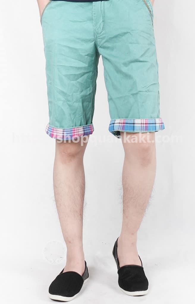 quần ngố kaki cho nam
