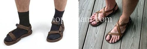 Cách chọn giày và tất cho nam giới-2