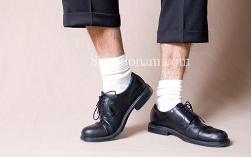 Cách chọn giày và tất cho nam giới