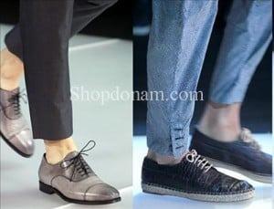 mẹo chọn giày đẹp cho nam