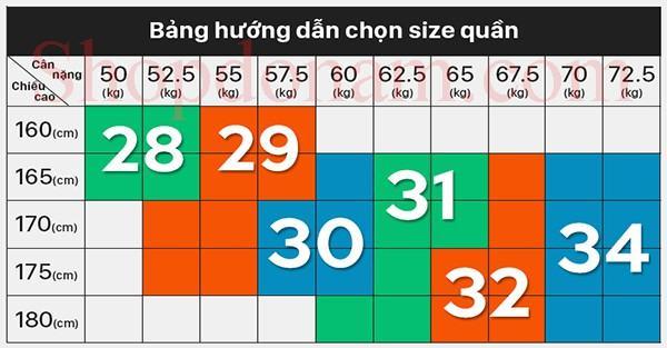 Cách chọn size quần áo cho nam giới-2