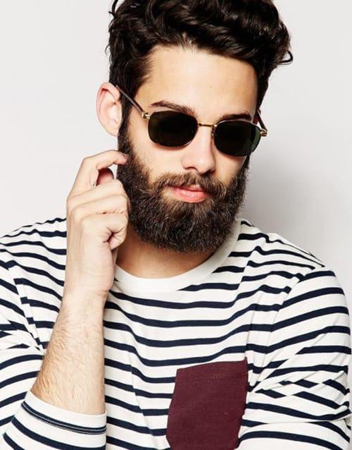 Cách chọn kính mát cho nam giới cực chuẩn