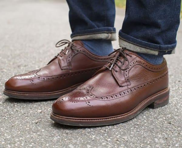 8 loại giày da nam đẹp-2